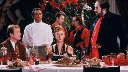 Cena de O Cozinheiro, o Ladrão, sua Mulher e o Amante - Foto - Divulgação