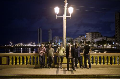 ChakaNights, a banda - por Tiago Calazans