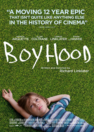 Cartaz Boyhood