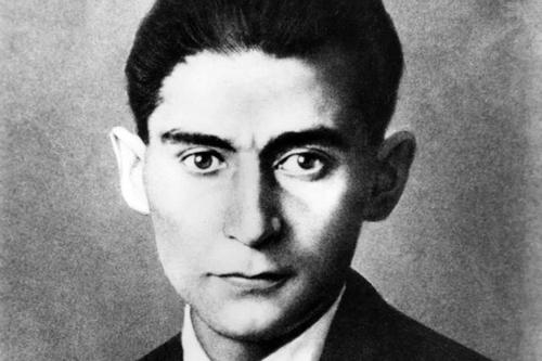 Franz Kafka - Foto - Reprodução